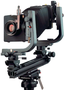 Technical Camera with full movements